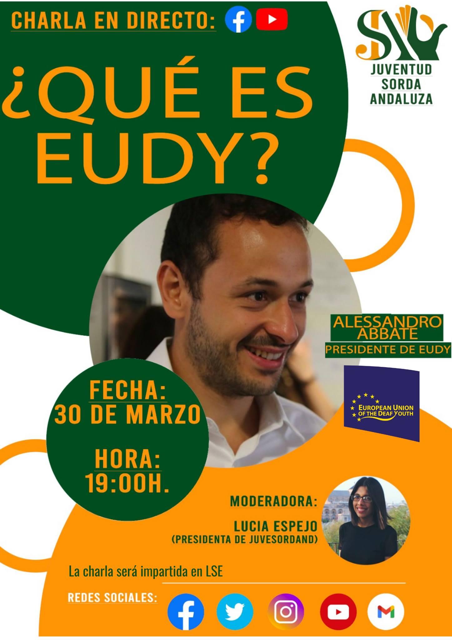 CHARLA DE EUDY