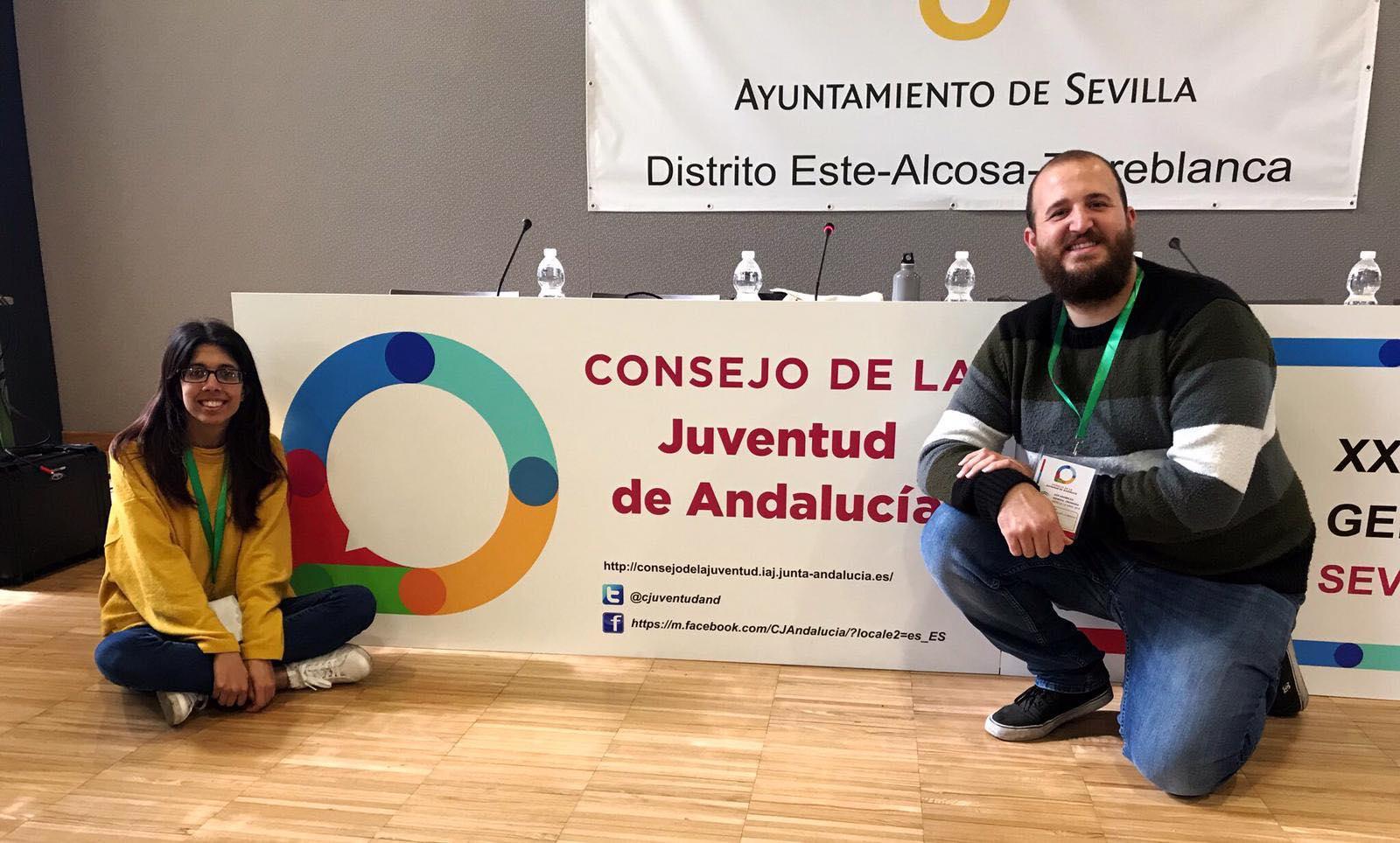 ASAMBLEA DEL CONSEJO DE JUVENTUD DE ANDALUCÍA