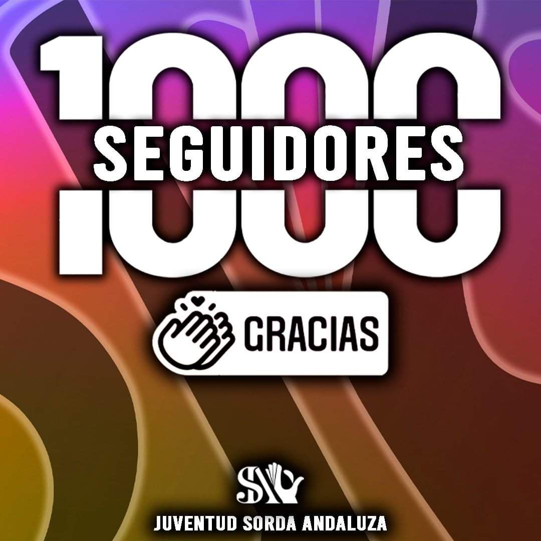 1.000 seguidores en Instagram